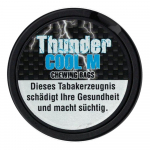 Thunder Cool M Chewing Bags 17,6g